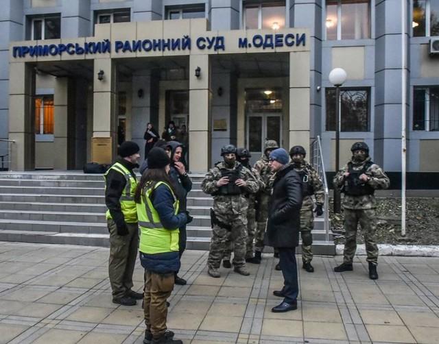 В Одессе дали тюремный срок одиозному активисту - по одному из обвинений за похищение человека