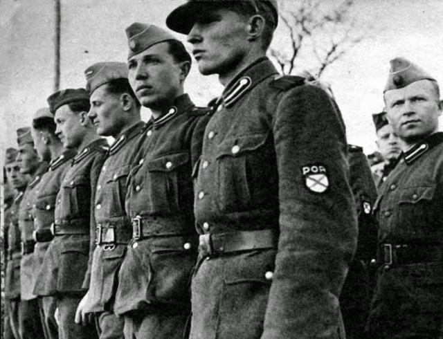 Россия скрывает роль русских в победах нацистской Германии и проецирует свои преступления на другие народы