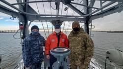 В Одессу скоро привезут два американских патрульных катера для ВМС Украины