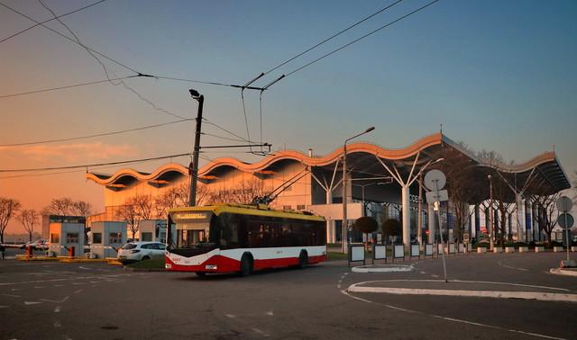 В Одессе с парковками у аэропорта разбиралось министерство