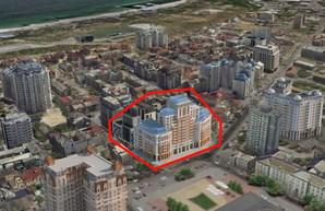 В Одессе все же построят высотку напротив театра Музкомедии