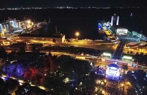 Отключения света в Одессе 25 февраля
