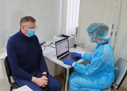 Статья В Одессе начали вакцинацию от COVID-19 Утренний город. Одесса