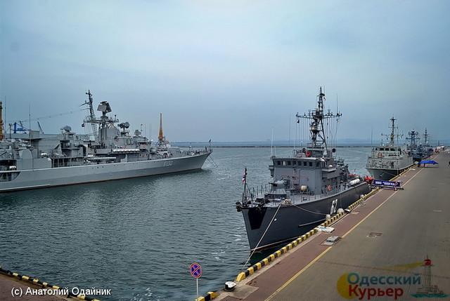 Одессу посетит минно-тральная эскадра НАТО