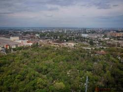 Полет над 2-м Христианским кладбищем в Одессе (ФОТО, ВИДЕО)