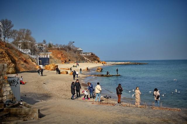 В Одессе будут прохладные выходные (ФОТО)