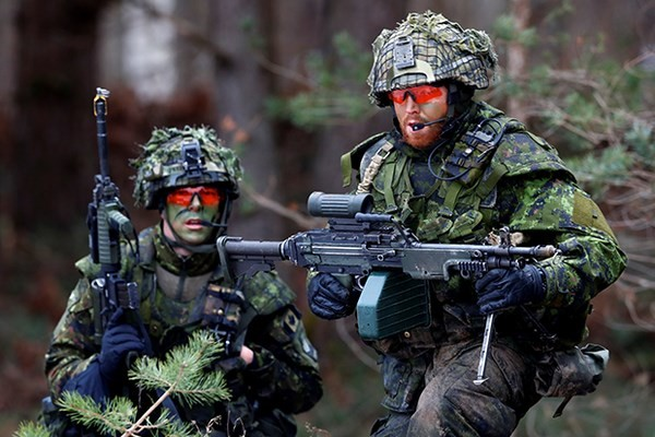 Теперь там таки будут солдаты НАТО!