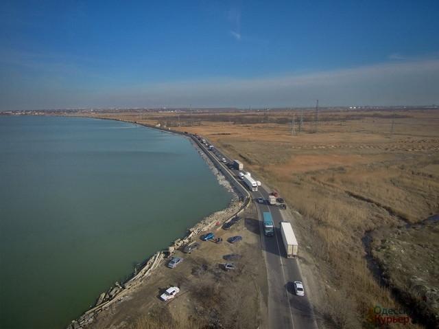 В Одессе снова возникла угроза затопления Пересыпи