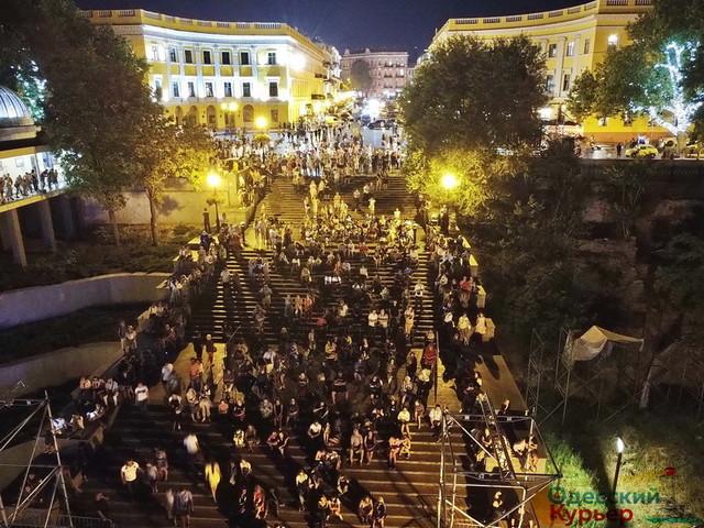 В Одессе подсчитали пенсионеров