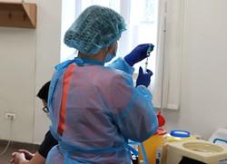 У одесских медиков не было серьезных осложнений после вакцинации от ковида