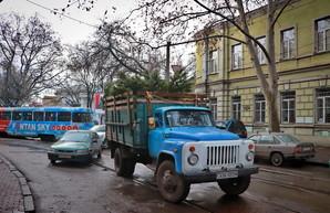 В Одессе попробуют запретить въезд грузовиков в центр города