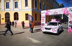 В Одессе прошло авторалли только для женщин (ФОТО)