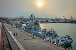 В Одессу пришла противоминная эскадра НАТО (ФОТО, ВИДЕО)