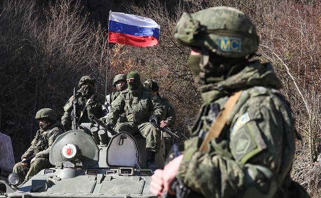 Карабахский сценарий Москвы по оккупации Украины