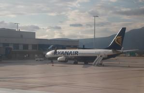 Ryanair обещает авиарейсы из Одессы в Барселону