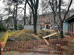 Что будет в доме Руссова в Одессе (ФОТО, ВИДЕО)