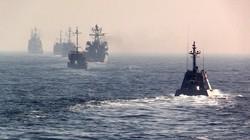 В море под Одессой прошли международные военно-морские учения