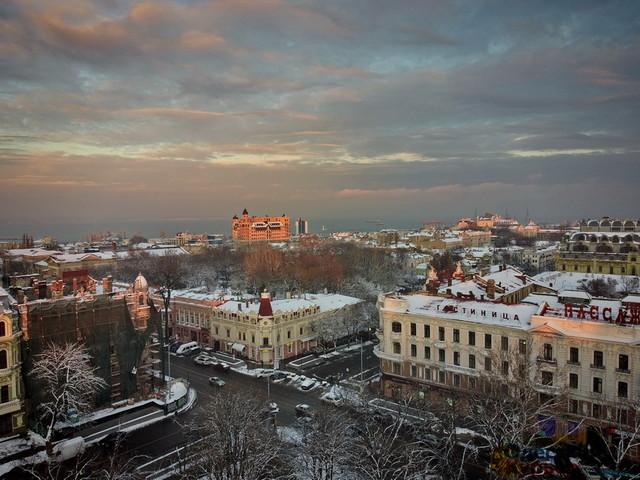 В Одессе создают новый департамент земельных ресурсов