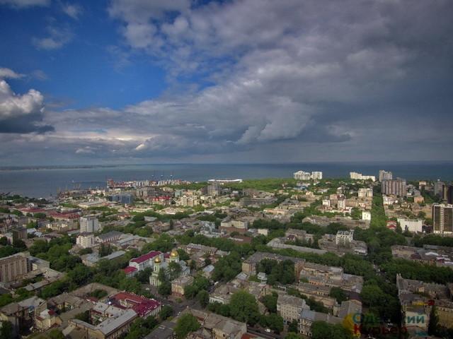 В Одессе начали подготовку к летнему сезону