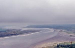 Пока Куяльницкий лиман угрожает пересохнуть, на нем создают национальный парк (ВИДЕО)