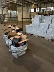 В одесском аэропорту нашли крупную партию контрабандных сигарет