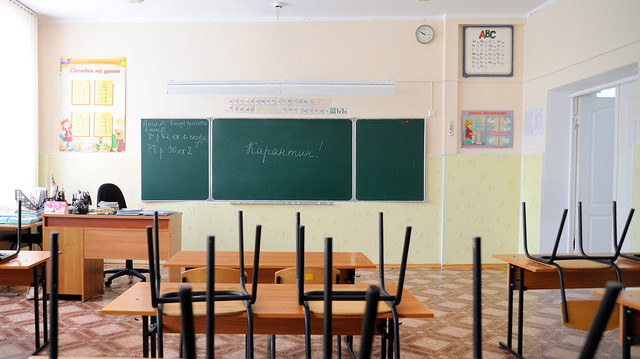 После каникул в Одессе школьники будут учиться дистанционно