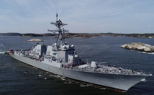 В Черном море проходят масштабные морские учения НАТО