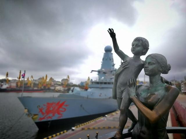 Британский флот усилит свое присутствие в Черном море