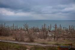В Одессе застраивают высотками Большой Фонтан (ФОТО, ВИДЕО)