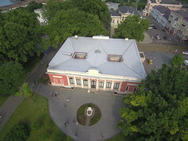 В Одессе будут восстанавливать морской музей
