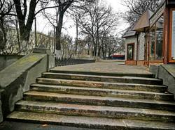 В Одессе будут благоустраивать сквер на Старопортофранковской за 30 миллионов