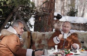 Судьба России решилась в Тайге