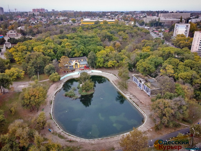 В Одессе арендатора все же заставили финансировать благоустройство Дюковского парка