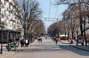 Одесса 1 апреля: как живет город без Юморины (ФОТО, ВИДЕО)