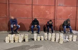 В Одесской областной прокуратуре в деле наркотиков из Перу недосчитали 40 килограммов кокаина