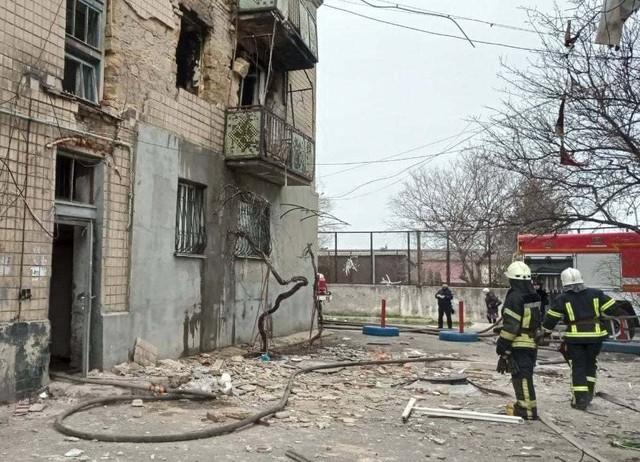 В Одессе взорвался газ в жилом доме (ФОТО)
