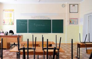 В Одессе школы полностью уходят на дистанционное обучение