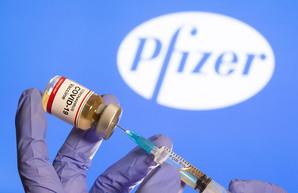 Уже известно, сколько доз вакцины Pfizer попадет в Одессу