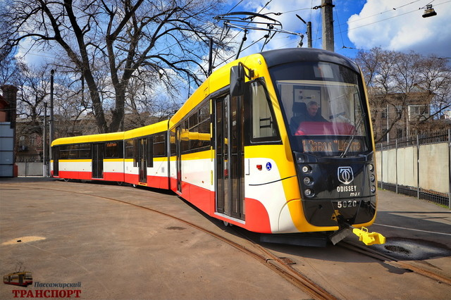 Куда поедет одесский транспорт в 2021 году (ВИДЕО)