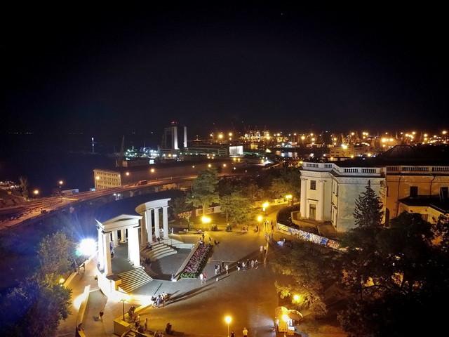 Отключения света в Одессе 8 апреля
