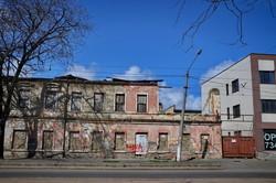 В Одессе сносят заводские цеха на Молдаванке (ФОТО)