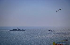 Украинский военный флот проведет парад в Одессе (ВИДЕО)