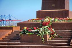 У Одесі відзначили день визволення міста від німецьких окупантів (ВІДЕО)