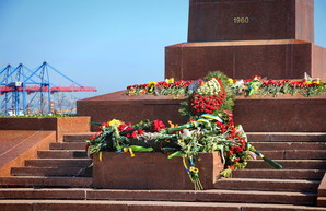 В Одессе осталось всего четверо освободителей города