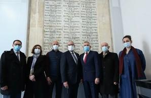 В Одессе показали культурное сотрудничество с Израилем