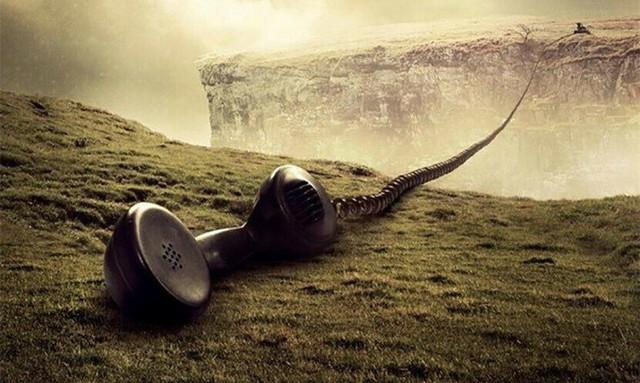 Звонок с того света...