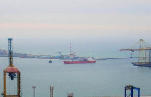 В порту Черноморск возобновили перегрузку сжиженного газа