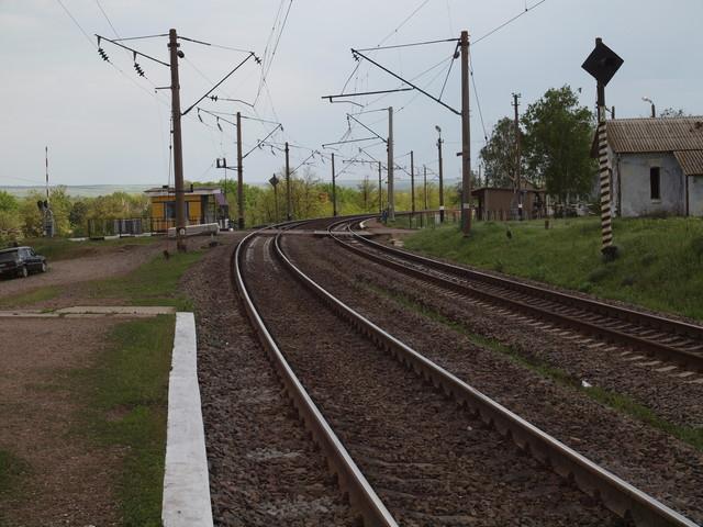 В Одесской области на 10 дней закроют переезд через железную дорогу