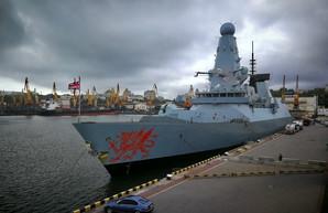 Защищать Одессу с моря будут боевые корабли Королевского флота вместо американских эсминцев
