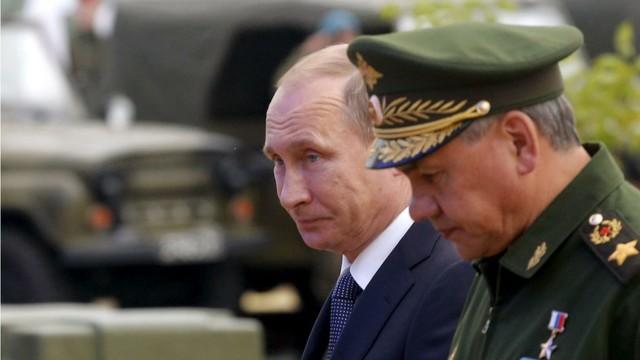 Сергей Шойгу и его подопечное ГУ ГШ ВС РФ (ГРУ) продолжают дарить России всё больше проблем